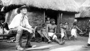 Blom velfornøjet i Tatahuicapa 1925